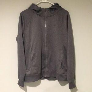 Under armour zip sweatshirt